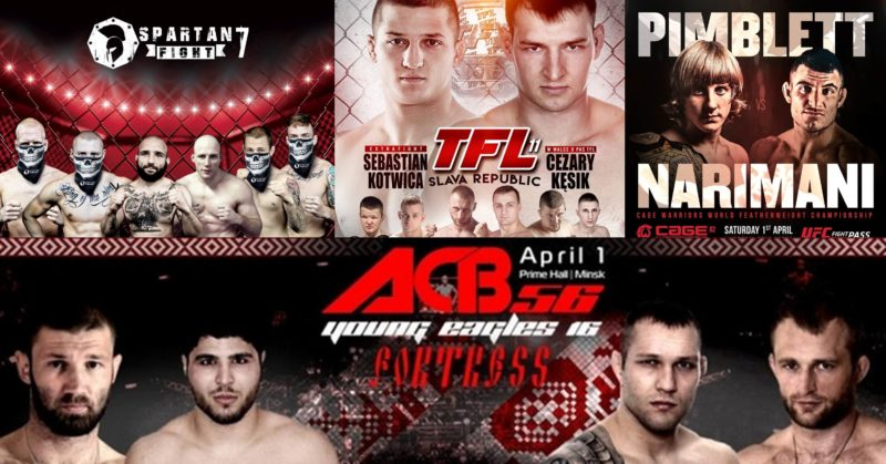 Brave 15: Main Fight Card Announced - MMA On ICE