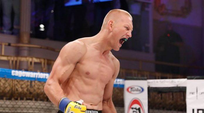Piechota i Soldic nominowani przez Cage Warriors do KO roku