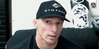 Bartosz Fabiński przed UFC Hamburg inthecage.pl
