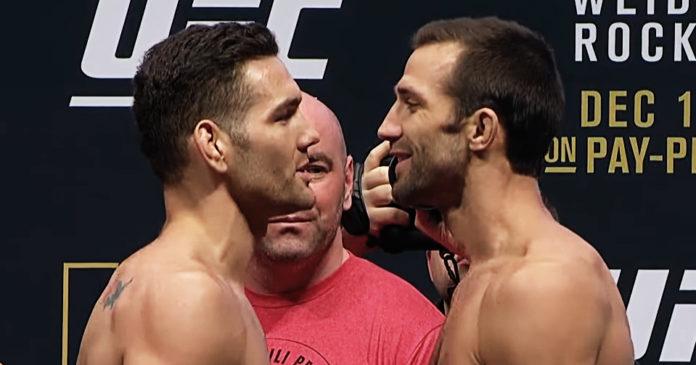 Weidman vs. Rockhold 2 na UFC w Nowym Jorku inthecage.pl