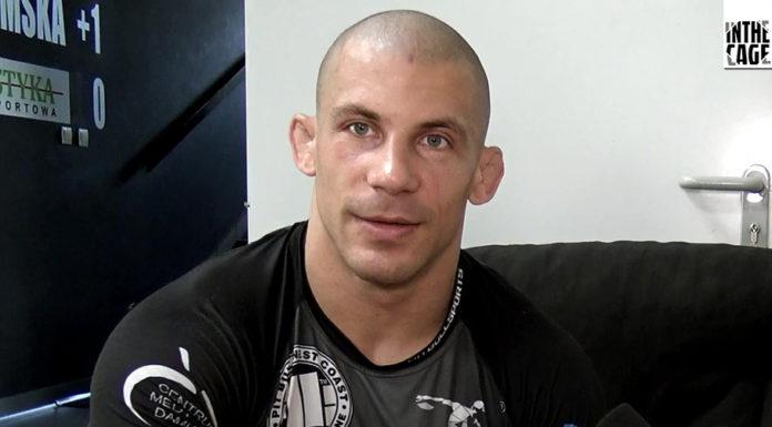 Damian Janikowski inthecage.pl
