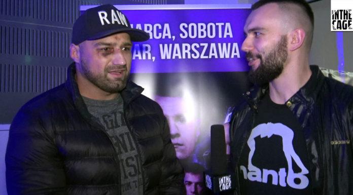 Artur Głuchowski Babilon MMA 7