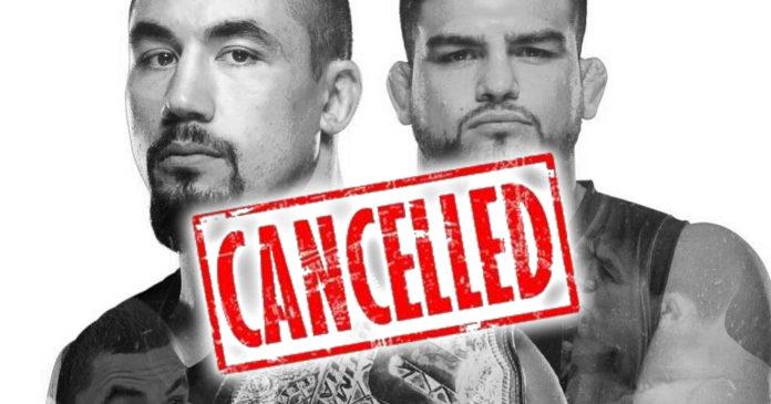ufc 234 cancelled bout whittaker gastelum