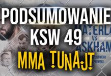 Podsumowanie KSW 49