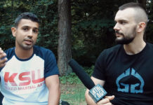 Amit Batra MMA Polska Obóz KSW