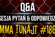 Q&A MMA TuNajt