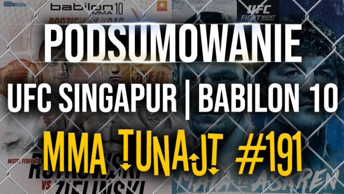 MMA TuNajt podcast MMA