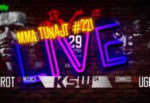 MMA TuNajt #221 KSW 54