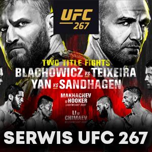 UFC267
